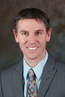 Endocrinologist Ryan Hungerford, MD